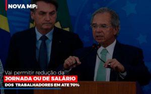 Nova Mp Vai Permitir Reducao De Jornada Ou De Salarios Contabilidade - Contabilidade em Presidente Epitácio - SP | ERS Contabilidade