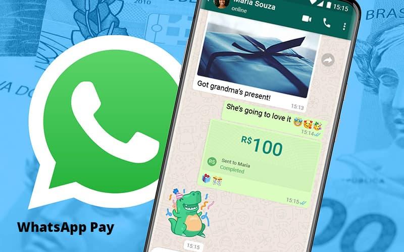 Entenda Os Impactos Do Whatsapp Pay Para O Seu Negocio - Contabilidade em Presidente Epitácio - SP | ERS Contabilidade